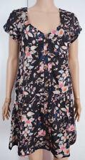 Vestiti da donna floreale tunica di cotone
