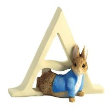 Beatrix Potter A4993 Alphabet Letter A Peter Rabbit