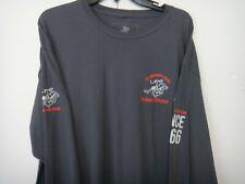 Winchester Mens Long Sleeve Shirt Color Dark Gray Size XL