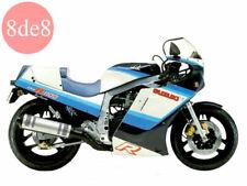 Manual de taller de motor 1100 Suzuki