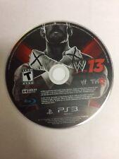WWE '13  (Sony Playstation 3, 2012) 🔥