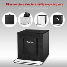 40cm LED Light Box Photography Studio Portable Professional Shooting TK212US
