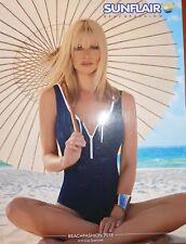 SUNFLAIR 196 S. Hochglanz Farbe Bademoden Katalog Lookbook Beachfashion 2018