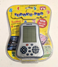 Sudoku Pro Handheld LCD Electronic Game As Seen on TV New
