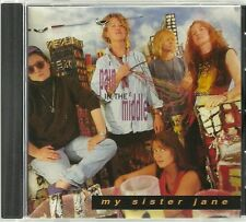 MY SISTER JANE pain in the middle 1992 CD  Utah RIFF OFF OH ECSTASY Girl Band