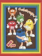 M&M's Funfetti Panel Novelty Quilting Fabric 1 yard
