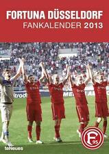 FORTUNA DÜSSELDORF FANKALENDER 2013 (NEU+OVP)