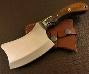 Handmade Axe/ Hatchet-Carbon Steel -Bush Craft-Functional-Camping-Ch34