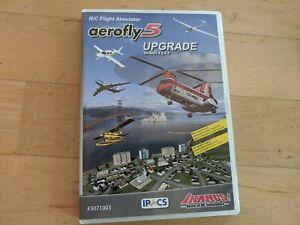 Ikarus Flugsimulator aerofly 5 - Upgrade Version 5.5