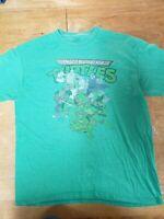 Teenage Mutant Ninja Turtles T Shirt Large 80s Style