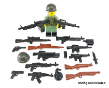 Brickarms NEW Vietnam Weapons Pack for Lego Minifigures