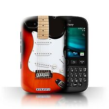 STUFF4 Phone Case for Blackberry Smartphone/Guitar/Protective Cover