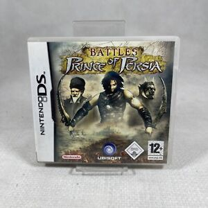 Battles Prince Of Persia DS Nintendo Complete PAL