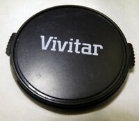 Vivitar 52mm Lens Front Cap Snap on type Plastic Genuine OEM   Free Shipping USA