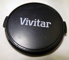 Vivitar 52mm Lens Front Cap Snap on type Plastic Genuine OEM   Free Shipping USA