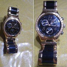 orologi swatch IRONY CRONO RARISSIMO Special ANNI 90 NUOVISSIMO MAI USATO