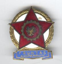 Leading position in production - People's Republic of Romania 1950 superb medal