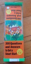 Brain Quest Kindergarten by Chris Welles Feder (2005, Book, Other)