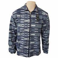 Mens Lightweight Fleece Lumberjack Winter Shirt Thermal Casual Work Jacket