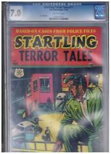 Star Publications Startling Terror Tales #11 CGC 7.0 1954
