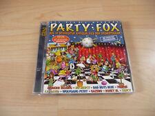 Doppio CD FESTA Fox: Modern Talking Fancy Harpo C C Catch il Harrow Ibo Ottawan