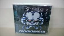 REXANTHONY TECHO SHOCK 9 RARO CD AUDIO FUORI CATALOGO