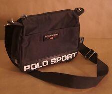 POLO Sport Purse/Bag - VTG 90s - USA Flag
