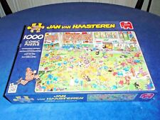 JAN VAN HAASTEREN - CHAMPIONSHIP FOOTBALL  - 1000 pieces jigsaw - new & sealed