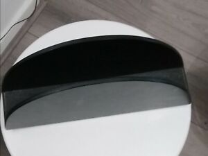 Solid Black Dining Table Placemat Holder