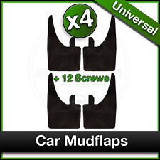 Rubber Car MUDFLAPS for VAUXHALL Mud Flaps for Front & Rear Fitment