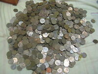 Huge Lot  2000+ Canadian Pennies Mostly Queen Elizabeth II Era Old New Mix.