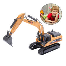Kids Toys Excavator Truck Cars 1:50 Metal Engineering Vehicle Toys for Children