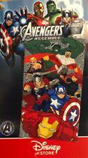 Disney Store Avengers End Game Marvel Comics Beach Bath Shower Towel BRAND NEW