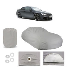 BMW M3 5 Layer Car Cover Fitted In Out door Water Proof Rain Snow Sun Dust