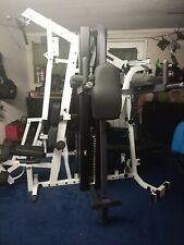 Body Solid Home Gym Exercise Equipment with leg sled 400 lb of wt 💪