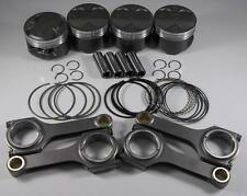 JDM Nippon Racing H22A4 Type S Pistons Rings Scat H-BEAM Rods SH Prelude 87.5mm