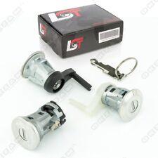 Schließzylinder Türschloss L/R Kofferraum Schlüssel Komplettsatz für PEUGEOT 206