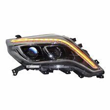 LED Projector DRL Xenon HID Headlights For Toyota Land Cruiser Prado 2014~2016