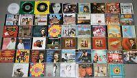 52 CDs - Schlager: Werding, Leandros, Kelly Family, Jürgens, Black, Truck Stop.