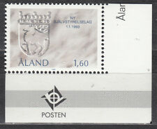 Åland / Aland Nr. 65** Neues Selbstverwaltungsgesetz