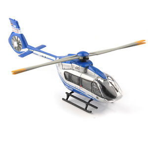 1/87 Scale Airbus Helicopter H145 Polizei Schuco Airplane Diecast Model Display