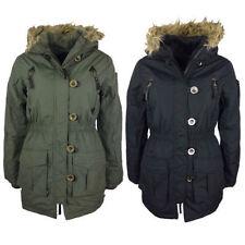 Manteaux, vestes et tenues de neige en fourrure pour fille de 2 à 16 ans