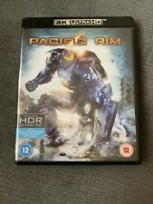 Pacific Rim 4k Ultra Hd & Blu Ray Watched Once