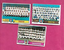 1979 TOPPS TORBORG + TORRE + ANDERSON MG  UNMARKED CHECKLIST  CARD (INV# A8157)