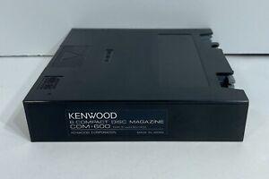 """Kenwood CDM-600 6 disc CD magazine for 5"""" CD"""