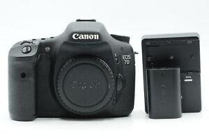 Canon EOS 7D 18MP Digital SLR Camera Body #385