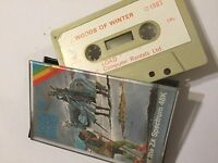 ORIGINAL SINCLAIR ZX SPECTRUM 48K CASSETTE TAPE GAME  WOODS OF WINTER