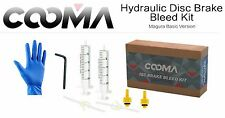 COOMA KIT de purge pour freins à disques MAGURA bleed kit MT2/MT4/MT6/MT8  NEW