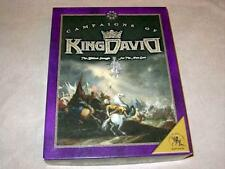 Clash of Arms Games - Campaigns of King David - Biblical Struggle for Near East