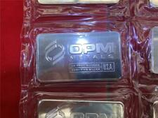 OPM METALS 10 TROY OUNCES .999+ FINE SILVER BAR USA NEW CONDITION